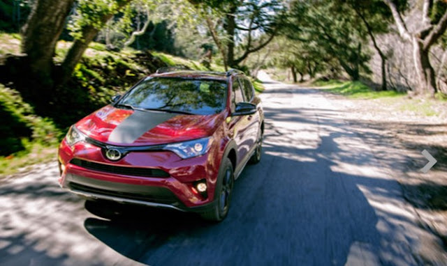2018 Toyota RAV4 Review Redesign and Release Date UK