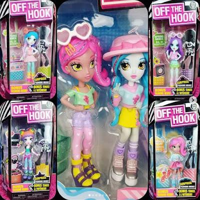 Куклы модницы Off The Hook Dolls