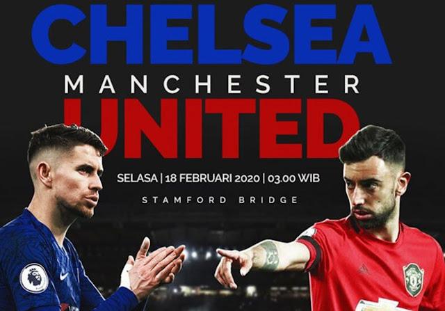 Tonton Live Streaming Chelsea vs Manchester United Pakai Mola Tv Dengan Keunggulannya