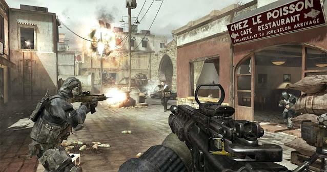 Imagem Call of Duty: Modern Warfare 3 (PC)