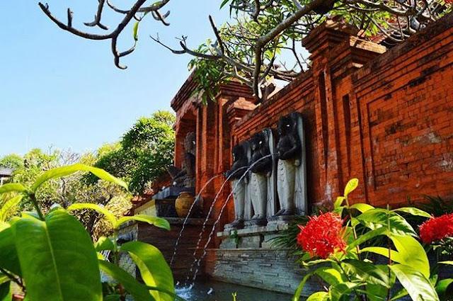 Wisata Taman Bhagawan Nusa Dua di Kuta Selatan Bali Terbaru