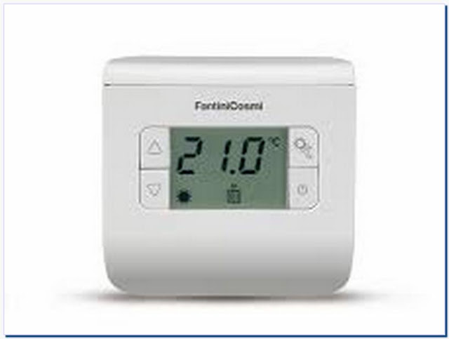 Thermostat password reset
