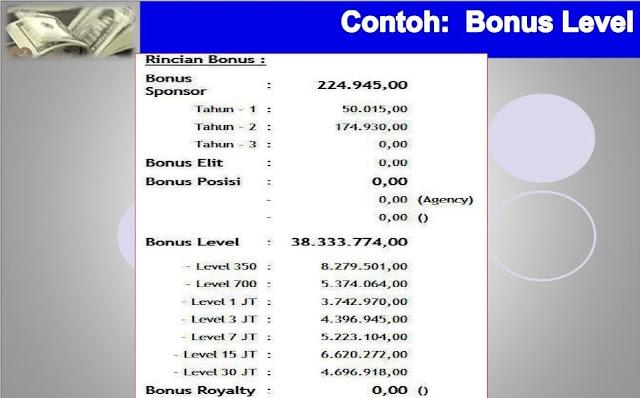 Bonus Level 3i-Networks Brunei