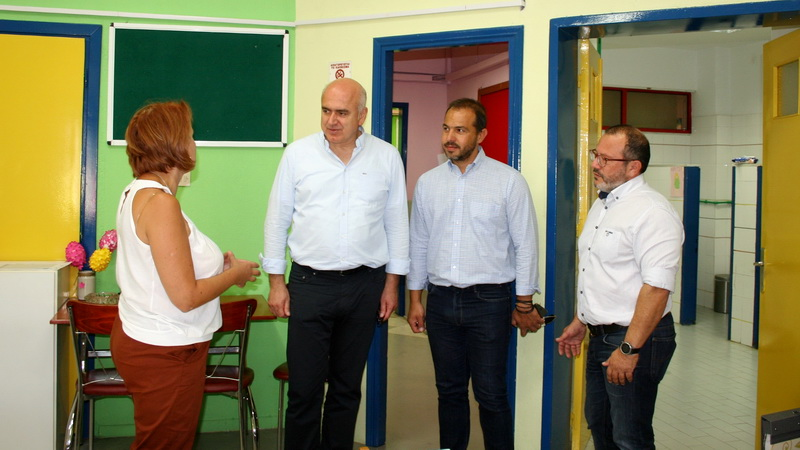 2,2 εκατ. ευρώ από την Περιφέρεια ΑΜ-Θ για θέσεις σε παιδικούς σταθμούς