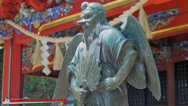 Tengu, Makhluk Mitologi yang Berasal dari Jepang