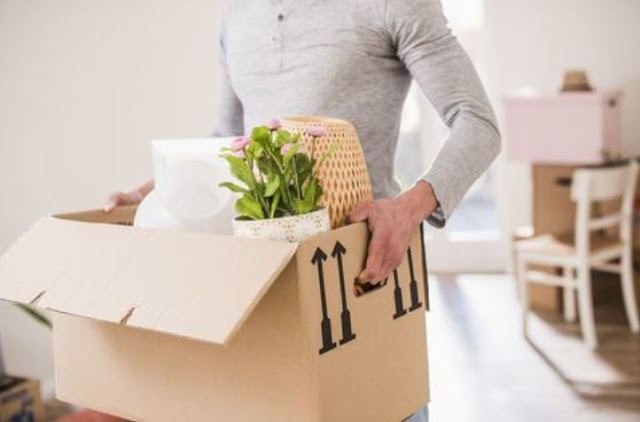 things to do before moving to new location shifting addresses checklist