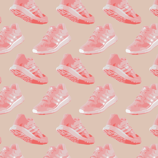 running-shoes-print