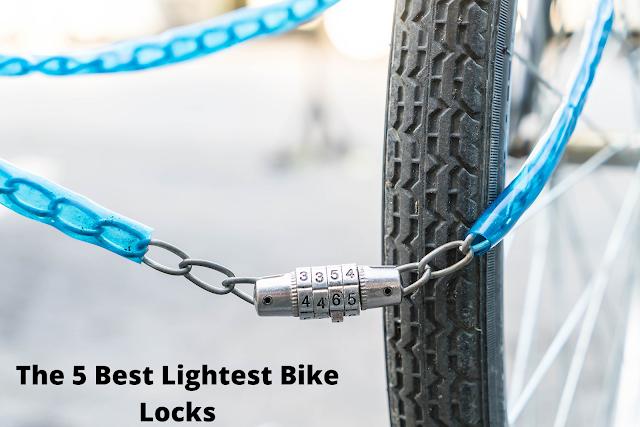 The 5 Best Lightest Bike Locks