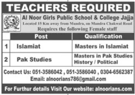 jang-newspaper-latest-govt-private-jobs-today-in-pakistan-2-march-2021-nokristan.com