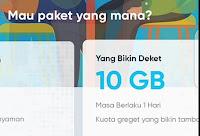 Cara Beli Kartu by.U Gratis Ongkir Lengkap Ke Seluruh Indonesia