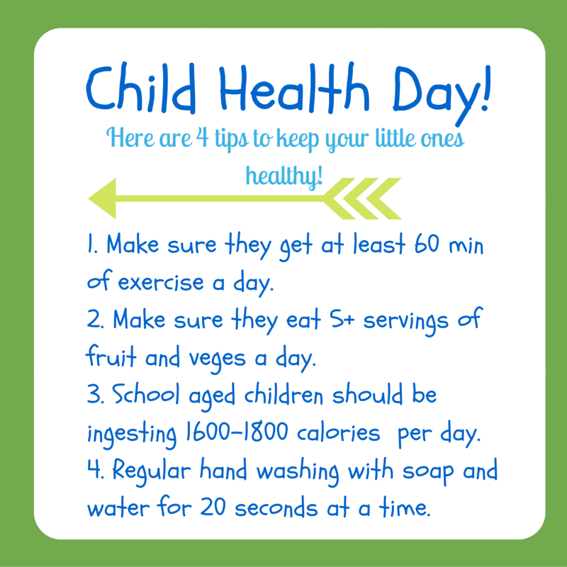 National Child Health Day Wishes