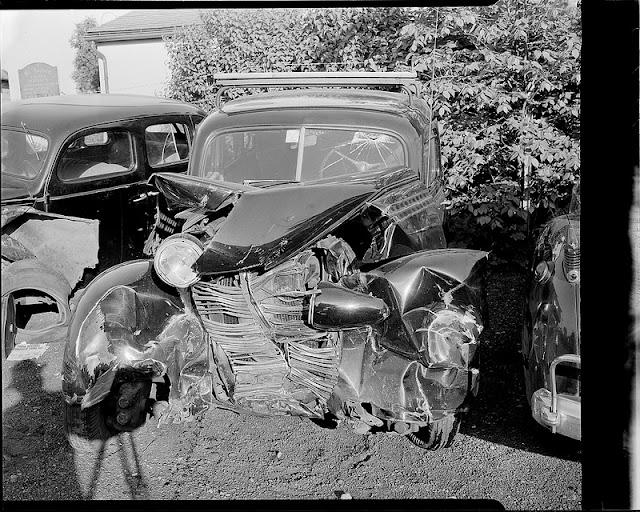Car Crash In Plantation