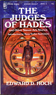 The Judges of Hades cover