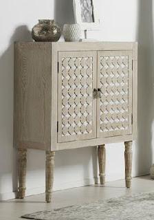Mueble decape blanco 2 puertas