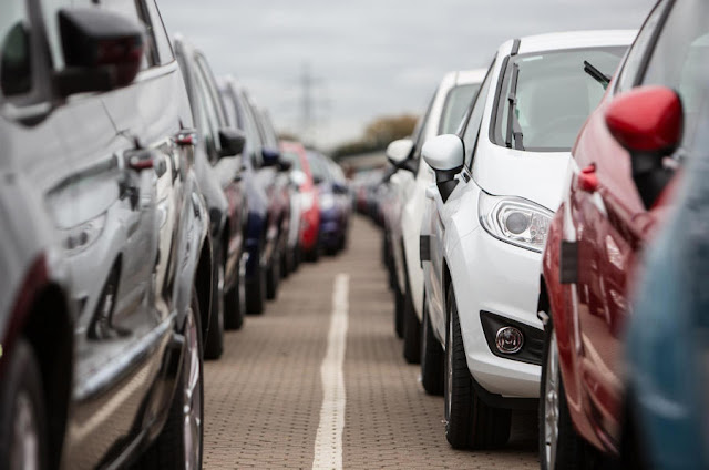 UK's Consumer Car Finance Market Falls by 3% in June