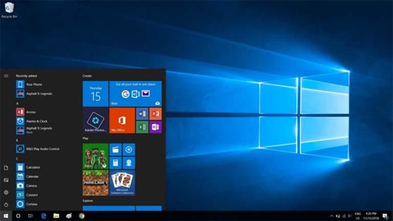 Windows 10 19H1 Akan Mengubah Perilaku Panel Navigasi Menu Start