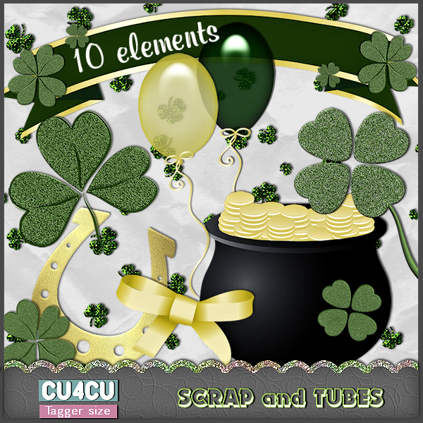 St-Patrick Day Elements (CU4CU)  .St-Patrick%2BDay%2BElements_Preview_Scrap%2Band%2BTubes