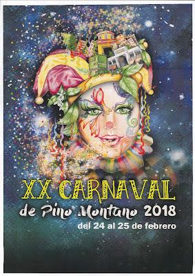 Sevilla Pino Montano - Carnaval 2018 - Macarena García Rodríguez
