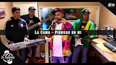 EL BARBERO - LA CAMA - PIENSAS EN MI MP3