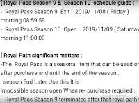 PUBG Mobile 0.15.5 version patch note