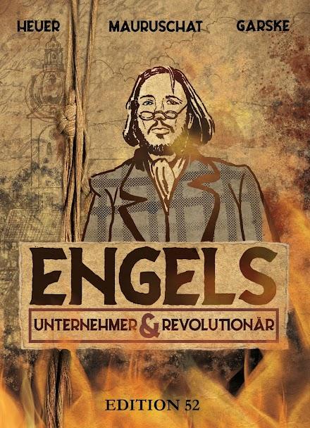 Ein Historien-Comic über Friedrich Engels kommt natürlich aus Wuppertal | So macht Bildung Spaß