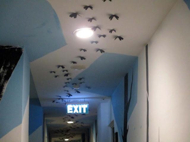 lorong hotel arra