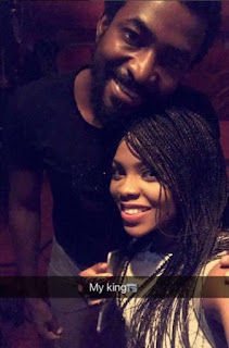 Chidinma and her man