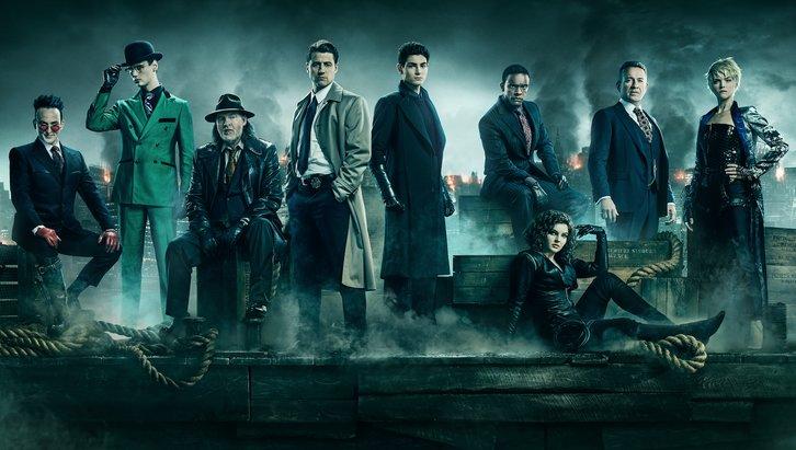 Gotham - Season 5 - Teaser Promos, Cast Promotional Photo + Featurette