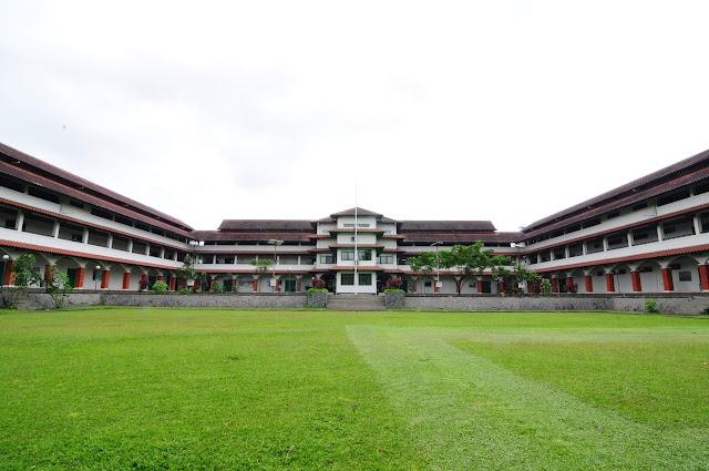Fasilitas Bangunan SMA Dwiwarna Boarding School Di Bogor