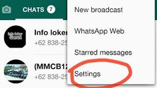 Cara Ampuh Agar Foto Video Whatsapp Tidak Tersimpan Otomatis di Galery