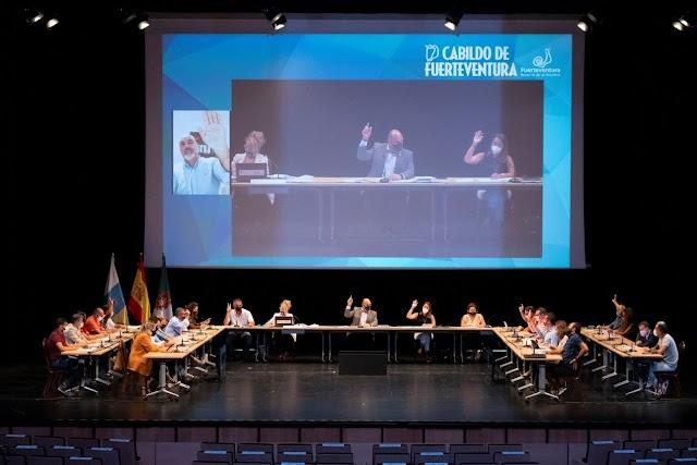 Cabildo de Fuerteventura , a petición del Parque Tecnológico, tramitará como proyecto de interés insular el Canarias Stratoport for HAPS