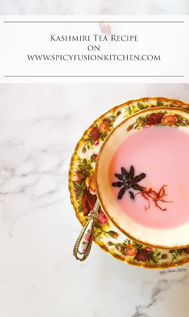 Kashmiri Pink Chai, Kashmiri pink tea, pink tea, noon chai, chai, food photography, drink photography, home-made chai, chai recipe, tea recipe, spicy tea, kashmir, kashmiri tea, pinterest, marble, flatlay, food flatlay, cupcake, red velvet cupcake, food, recipe, spicy fusion kitchen, cold day, warm drink, tea party, pink, pinterest, pinterest food, pinterest drinks