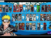Naruto Senki MOD Unlimited Money Ninja Dream NTW v1.0 Apk Terbaru