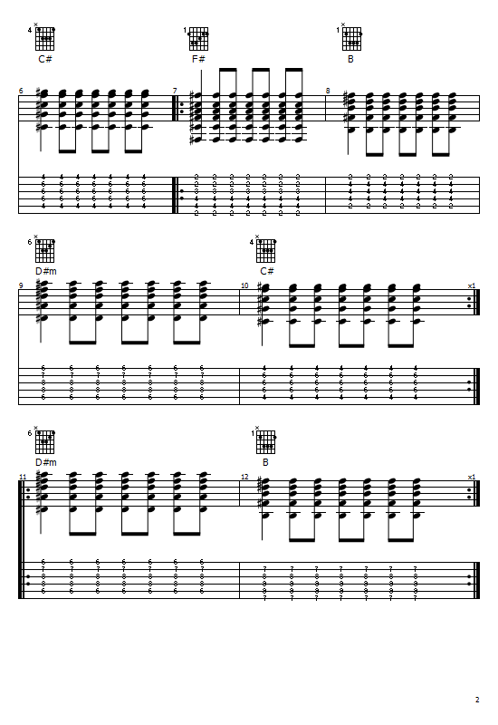 Learn to Play Eagles - Learn To Be Still On Guitar. Free Guitar Lessons Tabs,Guitar Lessons for Beginners