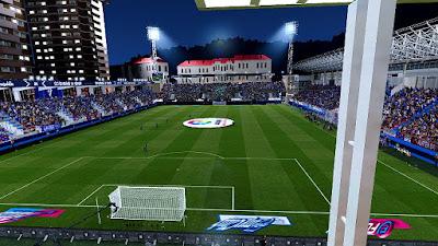 PES 2021 Stadium Municipal de Ipurua