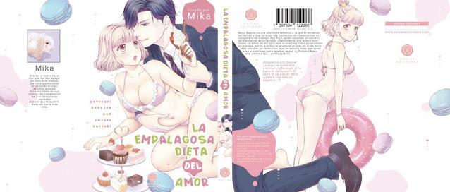 Odaiba Ediciones licencia el manga Potchari Kanojo to Sweets Kareshi / La empalagosa dieta del amor.