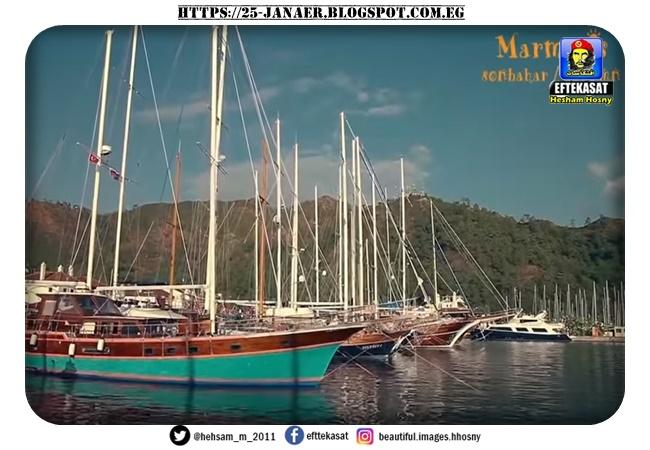 مدينة مرمريس -اجمل المناطق السياحية في تركيا
