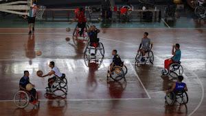 Atlet Indonesia Keluhkan Lapangan Basket Kursi Roda