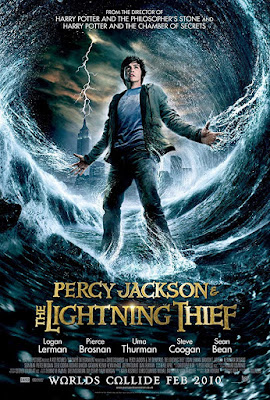 Percy Jackson & The Olympians The Lightning Thief 2010 Dual Audio Hindi 720p BluRay 1GB