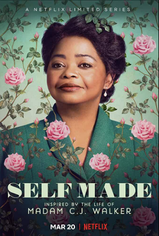 Self Made Inspired by the Life of Madam C.J. Walker (2020-) ταινιες online seires xrysoi greek subs