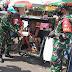 Wujud Nyata Kepedulian TNI-POLRI Pada Warga Terdampak Covid-19