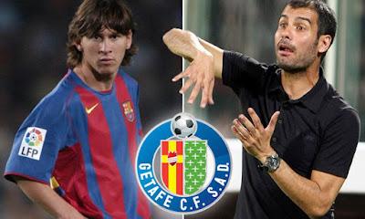 Barca đẩy Messi đến Getafe: Chuyện mới được tiết lộ