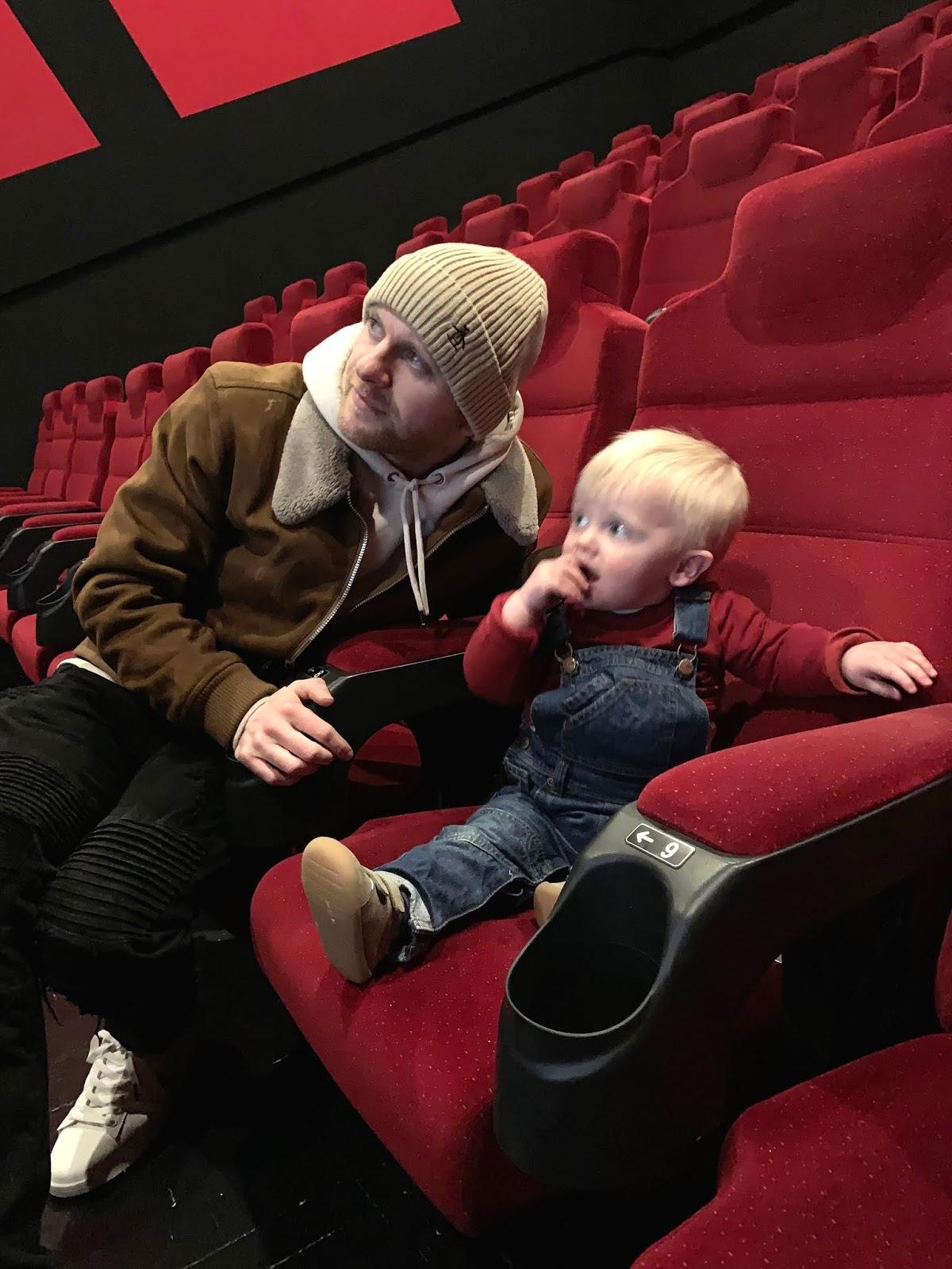 Baby cinema review cineworld intu potteries