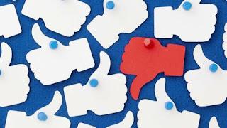 الفيسبوك يختبر زر 'دونفوت' فقط في الولايات المتحدة الأمريكية