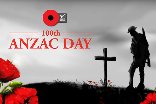 ANZAC Day 100 years on: