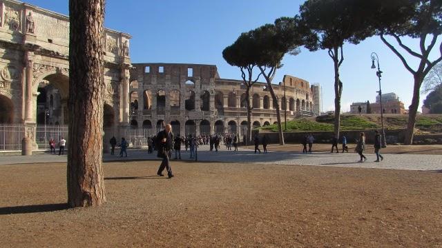 Weekend w Rzymie- plan wycieczki