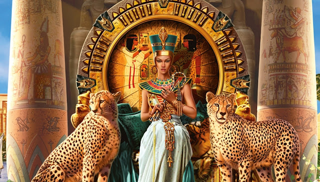 Cleopatra, the first tycoon in the history of human kind