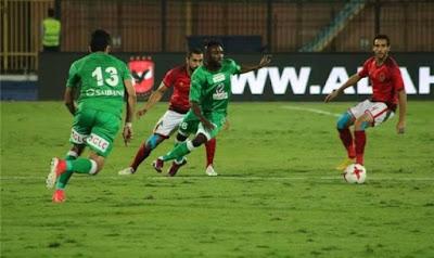 التشكيل الرسمي للفريقين لمواجهة الاتحاد السكندري ضد الأهلي في مباراة الحسم بـ الدوري المصري