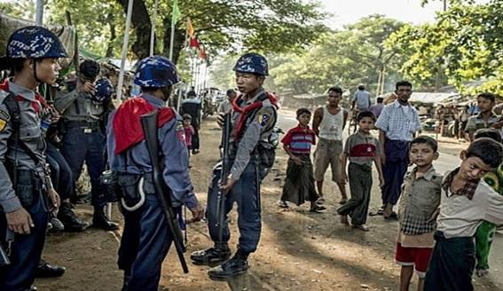 Media Myanmar Ibaratkan Rohingya Seperti Pepijat, Kutu Busuk Penghisap Darah