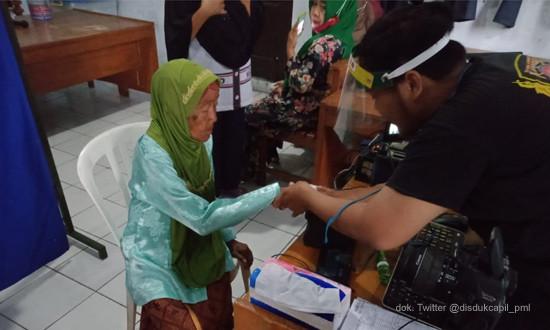 Jadwal Pelayanan Keliling Adminduk & Catatan Sipil di Balai Desa Mandiraja